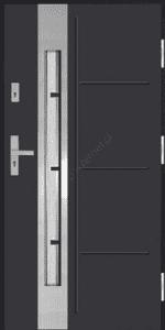Drzwistalowe 150x300