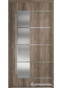 Drzwi aluminiowe 205x300